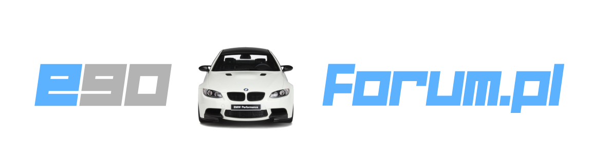 Pierwsze forum BMW E90/E91/E92/E93